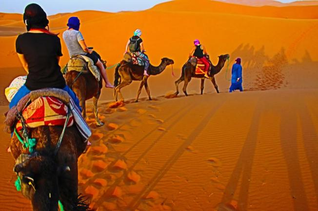 5 days Merzouga Desert Tour from Marrakech