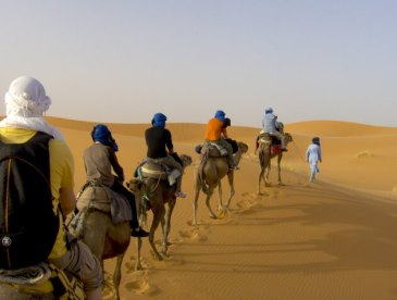 3 days Merzouga Desert Tour from Marrakech